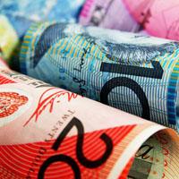 Money Australian Dollar