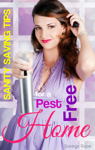 Pest Control Sanity Saving Tips for a Pest Free Home
